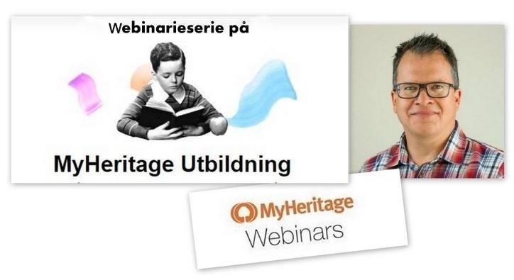 Webinarserie med Peter Sjölund